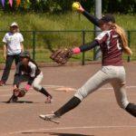 ソフトボールのピッチャーが速く投げる方法