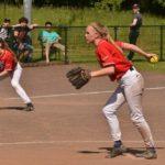 ソフトボールで球速アップのための効果的な遠投のトレーニング方法
